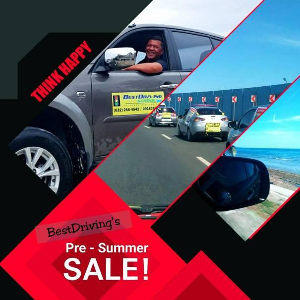 2018 BestDriving Pre Summer Sale